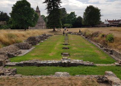 12 DEVINUS spirituele reis Glastonbury