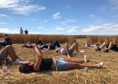 14 DEVINUS spirituele reis Glastonbury