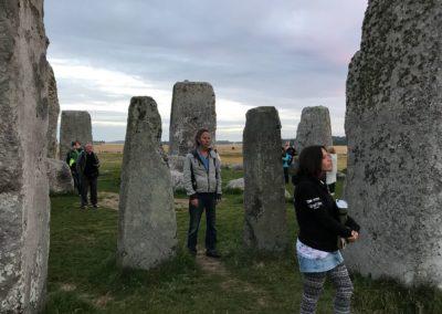 15 DEVINUS spirituele reis Glastonbury