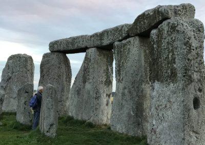 20 DEVINUS spirituele reis Glastonbury
