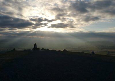 28 DEVINUS spirituele reis Glastonbury