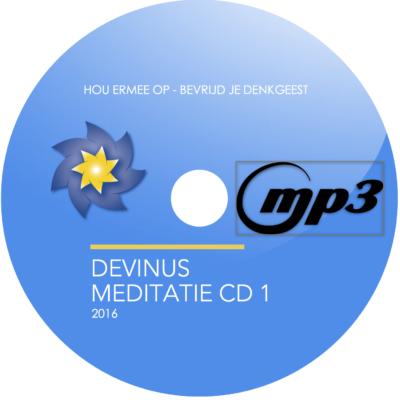 Meditatie CD Hou ermee op! als MP3 bestanden download