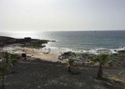 Lanzarote-strand-bij-avond-spirituele-reis-zonsondergang