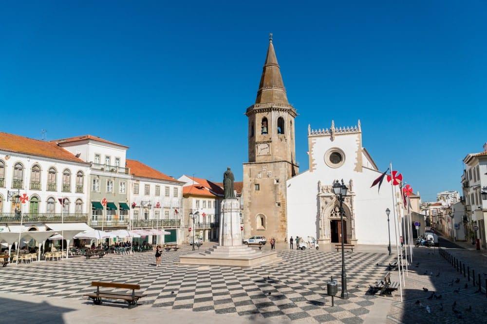 DEVINUS Portugal tempeliers stad Tomar