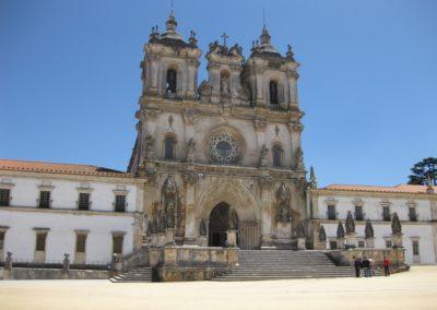 alcobaca DEVINUS spirituele reis Portugal