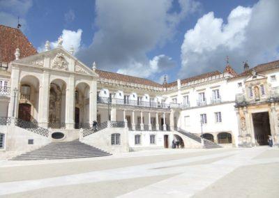 coimbra DEVINUS spirituele reis Portugal